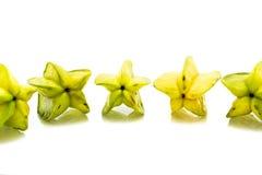 Φρούτα αστεριών Στοκ Εικόνες