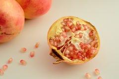 Φρούτα Γρανάδα Στοκ Εικόνες