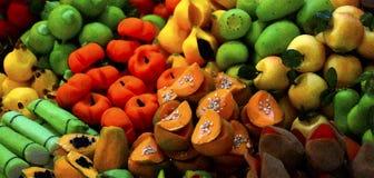 Φρούτα ζάχαρης Watercolor Στοκ Εικόνες