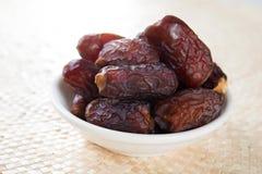 Φρούτα ημερομηνιών Kurma στοκ φωτογραφία με δικαίωμα ελεύθερης χρήσης