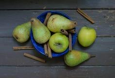 Φρούτα και καρύκευμα Στοκ φωτογραφίες με δικαίωμα ελεύθερης χρήσης