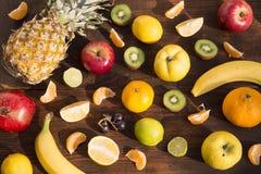 Φρούτα και λαχανικά στοκ εικόνες με δικαίωμα ελεύθερης χρήσης