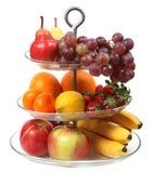 Φρούτα και μούρα Στοκ Φωτογραφία