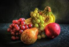 Φρούτα μια αφθονία στοκ εικόνα