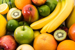 Φρούτα μιγμάτων Στοκ Φωτογραφία