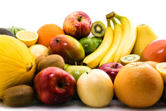 Φρούτα μιγμάτων Στοκ Εικόνα