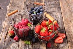 Φρούτα μούρων Στοκ φωτογραφία με δικαίωμα ελεύθερης χρήσης