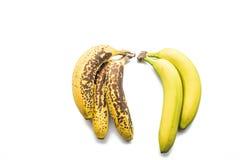 Φρούτα - μπανάνες Στοκ Φωτογραφίες