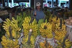 Φρούτα μπανανών Στοκ εικόνες με δικαίωμα ελεύθερης χρήσης