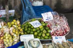 Φρούτα οδών Στοκ εικόνες με δικαίωμα ελεύθερης χρήσης