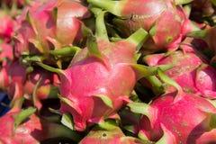Φρούτα δράκων στο Βιετνάμ Στοκ Εικόνες