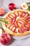 Φρούτα ροδάκινων ξινά στοκ εικόνα