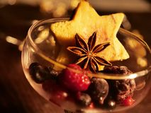 Φρούτα σε έναν πίνακα στοκ φωτογραφίες με δικαίωμα ελεύθερης χρήσης