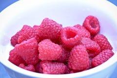 Φρούτα σμέουρων στοκ εικόνες