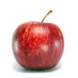 Φρούτα της Apple που απομονώνονται στο άσπρο υπόβαθρο Στοκ φωτογραφία με δικαίωμα ελεύθερης χρήσης