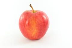 Φρούτα της Apple στο άσπρο υπόβαθρο Στοκ εικόνες με δικαίωμα ελεύθερης χρήσης