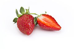 Φρούτα φραουλών Στοκ φωτογραφίες με δικαίωμα ελεύθερης χρήσης