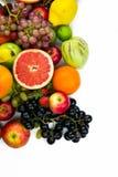 Φρούτα όλα από κοινού Στοκ Εικόνες