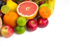 Φρούτα όλα από κοινού Στοκ φωτογραφίες με δικαίωμα ελεύθερης χρήσης