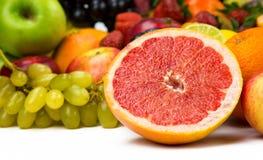 Φρούτα όλα από κοινού Στοκ εικόνες με δικαίωμα ελεύθερης χρήσης