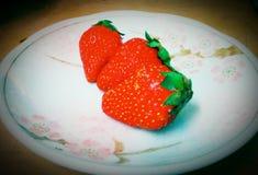 Φρούτα @ Στοκ Εικόνες
