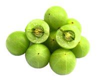Φρούτα Amla Στοκ φωτογραφίες με δικαίωμα ελεύθερης χρήσης