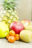 Φρούτα, Apple Στοκ Εικόνες