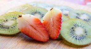 Φρούτα cockteil Στοκ εικόνα με δικαίωμα ελεύθερης χρήσης