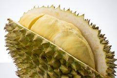 Φρούτα Durain στο άσπρο υπόβαθρο Στοκ φωτογραφίες με δικαίωμα ελεύθερης χρήσης