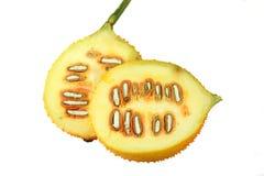Φρούτα Gac στοκ φωτογραφία