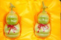 Φρούτα Humanoid Στοκ εικόνες με δικαίωμα ελεύθερης χρήσης