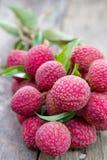 Φρούτα Lichee Στοκ φωτογραφία με δικαίωμα ελεύθερης χρήσης
