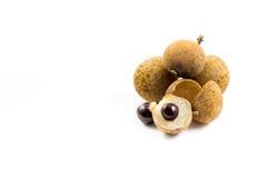 Φρούτα Longans Στοκ φωτογραφίες με δικαίωμα ελεύθερης χρήσης