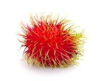 Φρούτα Rambutan Στοκ Φωτογραφία