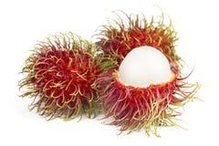 Φρούτα Rambutan Στοκ εικόνες με δικαίωμα ελεύθερης χρήσης