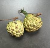 Φρούτα squamosa Annona Στοκ φωτογραφία με δικαίωμα ελεύθερης χρήσης