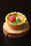 Φρούτα Tartlet στοκ φωτογραφίες