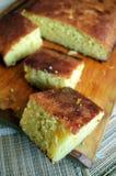Φρούτο-κέικ εσπεριδοειδών Στοκ Φωτογραφίες