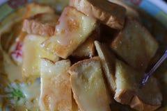 Φρυγανιά γλυκό sweetie Thailad στο τόσο εύγευστο Στοκ εικόνες με δικαίωμα ελεύθερης χρήσης
