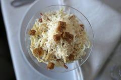 Φρυγανιά με το τυρί Στοκ φωτογραφίες με δικαίωμα ελεύθερης χρήσης