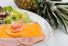 φρυγανιά πιάτων της Χαβάης τ Στοκ εικόνες με δικαίωμα ελεύθερης χρήσης