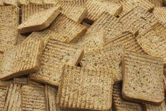 φρυγανιά ψωμιού Στοκ Εικόνα