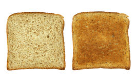 φρυγανιά ψωμιού Στοκ Εικόνες