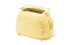 φρυγανιέρα ψωμιού κίτρινη Στοκ φωτογραφία με δικαίωμα ελεύθερης χρήσης