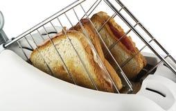φρυγανιέρα ψωμιού Στοκ φωτογραφίες με δικαίωμα ελεύθερης χρήσης