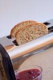 φρυγανιέρα ψωμιού Στοκ Φωτογραφίες