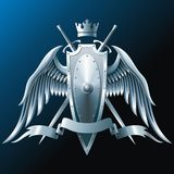 Φτερά σιδήρου Στοκ φωτογραφίες με δικαίωμα ελεύθερης χρήσης