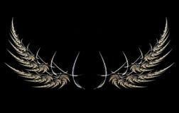 φτερά Στοκ εικόνες με δικαίωμα ελεύθερης χρήσης
