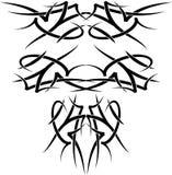 φτερά tatoo Στοκ φωτογραφία με δικαίωμα ελεύθερης χρήσης
