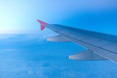 Φτερό αεροπλάνων Στοκ Φωτογραφία